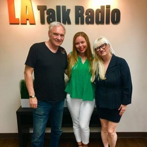 Ganna-Sorbat-on-LA-Talk-radio3