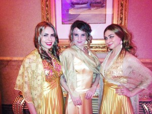 New Year at the Emirates Palace / 2013