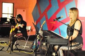 Performances with Arwa in Dubai / 2014