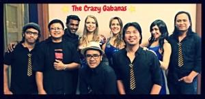 CRAZY GABANAS Abu Dhabi Music Fest / 2014